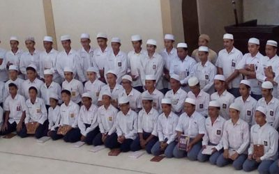 Juara Kelas dan Bintang Pelajar Madrasah Diniah