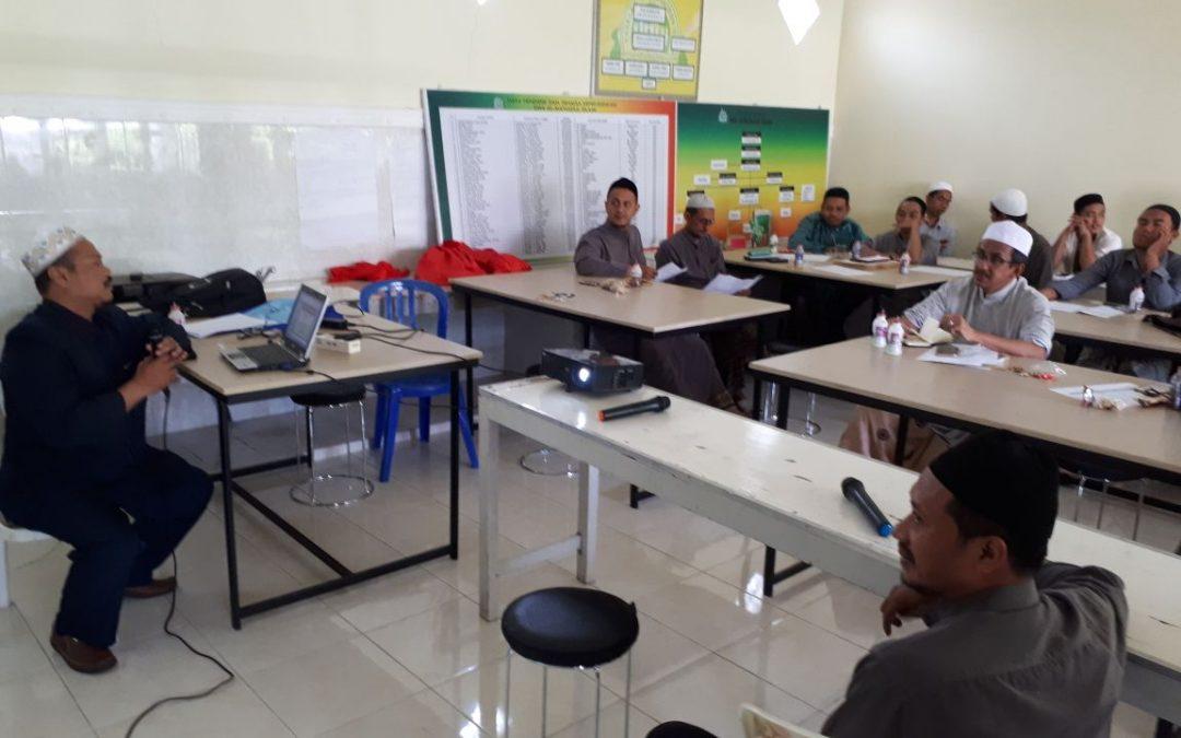 Workshop Pembelajaran Dewan Guru Madrasah Diniah