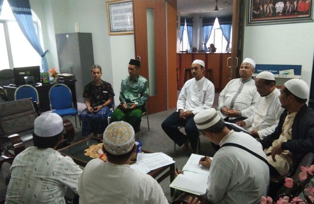 Kunjungan Dewan Asatidzah YAPI Kampus UIN Malang