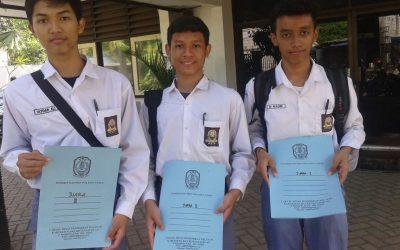 JUARA Lomba Olimpiade Sains Nasional (OSN) SMA/MA Se Kab. dan Kota Pasuruan