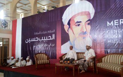 Acara Seminar Al Marhum Al Allamah Al Ustadz Al Habib Husein bin Abu Bakar Al Habsyi (Pendiri Pesantren YAPI Bangil)