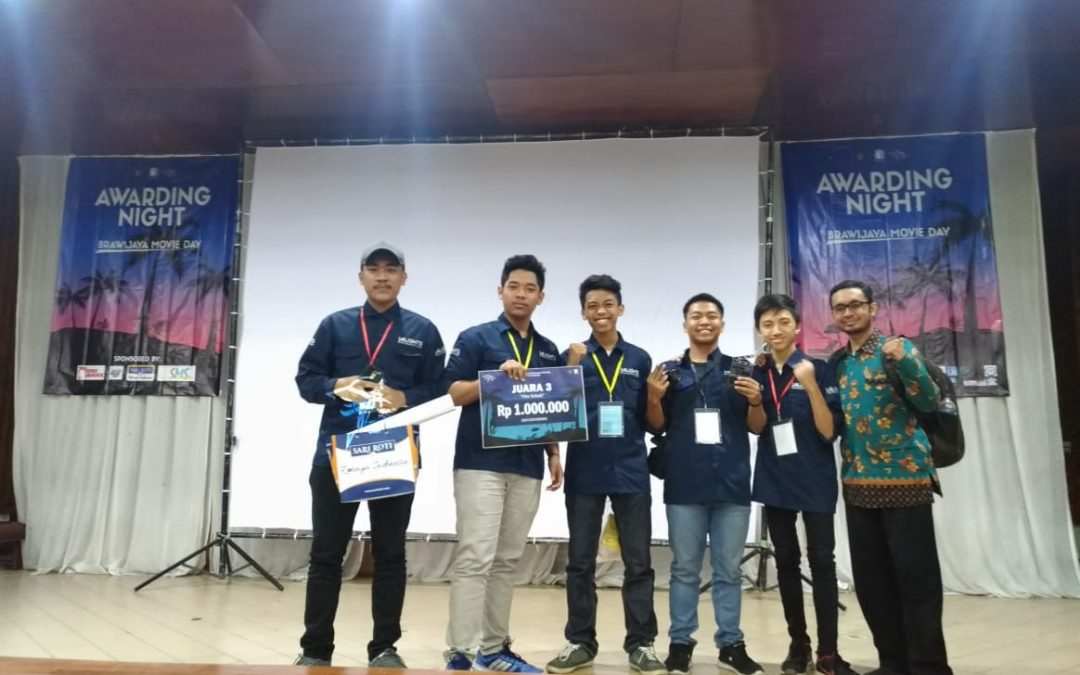 Tim 14Lights SMA YAPI JUARA 3
